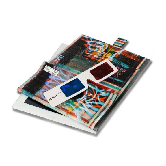 Mighty Tablet Case 3D NYC