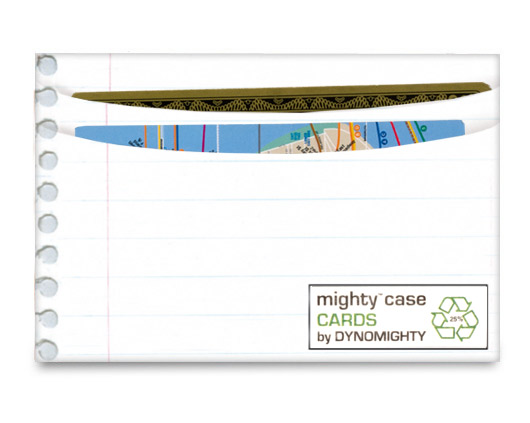 Mighty Cards Case - 3 Ring Binder