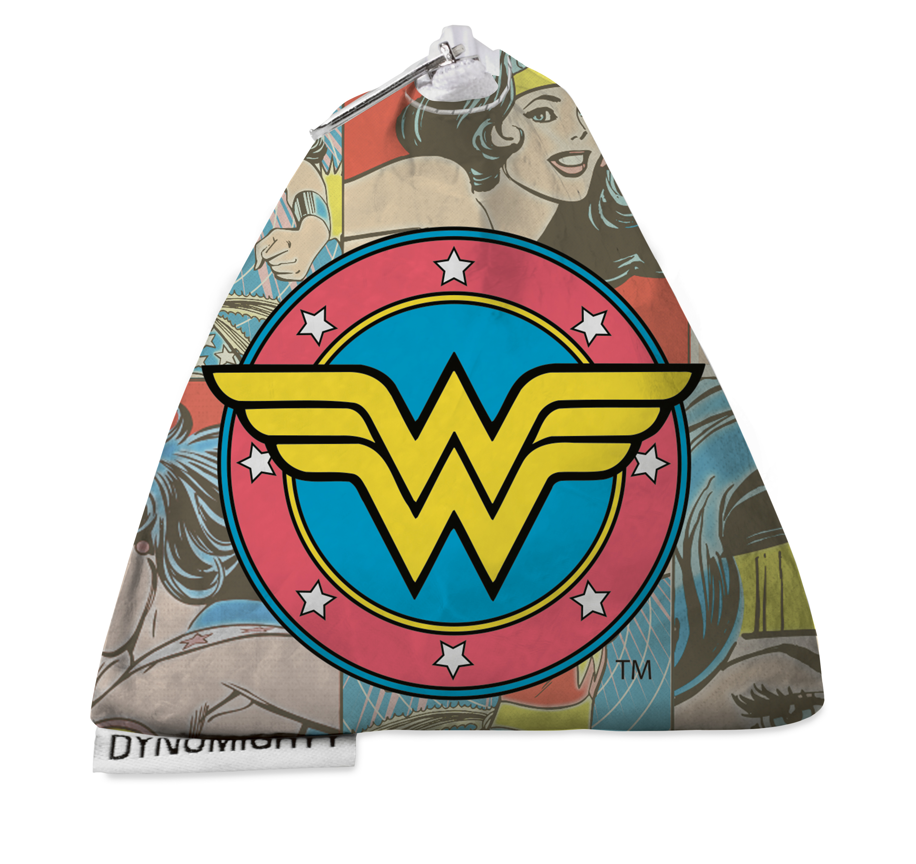 Dynomighty Mighty Stash Bag - Wonder Woman