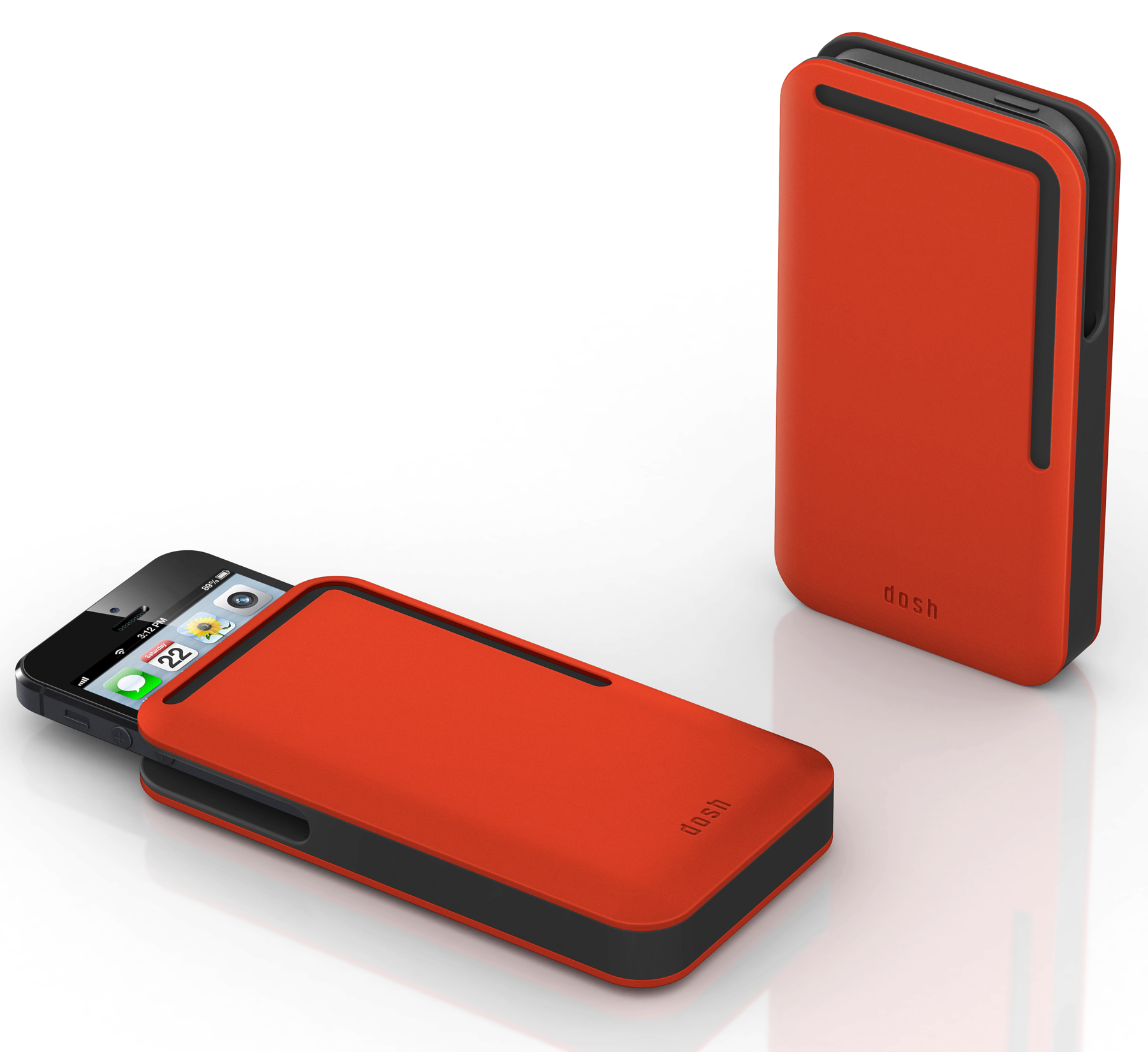 Dosh Syncro Zest Wallet - iPhone 5