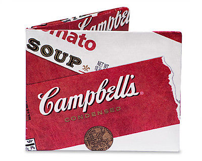 Mighty Wallet classic Campbell's