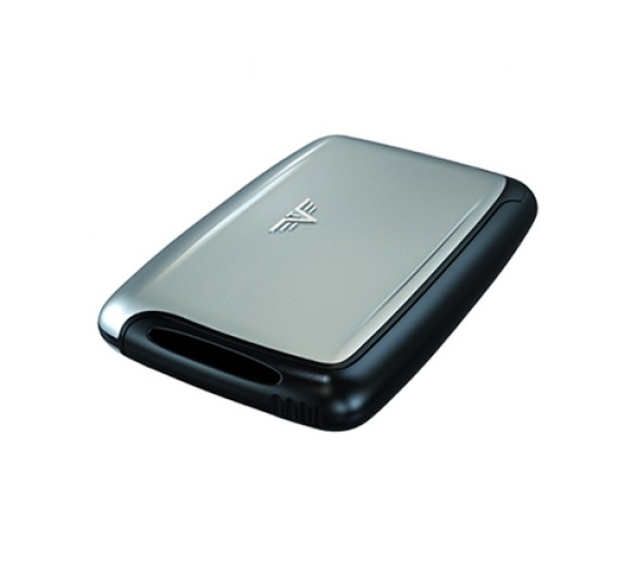 Tru Virtu Card Case Silver Arrow